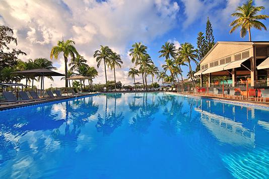 La Creole Beach Hotel and Spa piscine
